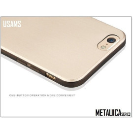 Usams ® Apple iPhone 6 / 6S Metallica Series Soft Case Soft / Silicon Case