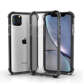 Vaku ® Apple iPhone 11 Pro Max High-Drop Crash-Proof Ultra Curator Series Three-Layer Protection TPU Back Cover