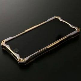 R-JUST ® Apple iPhone 6 / 6S GUNDAM Aluminium Alloy Dual-Color Oxidation Metal Case Back Cover