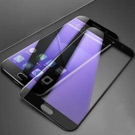 Dr. Vaku ® Samsung Galaxy C7 Pro 3D Curved Edge Full Screen Tempered Glass