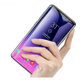Dr. Vaku ® Vivo NEX 5D Curved Edge Ultra-Strong Ultra-Clear Full Screen Tempered Glass