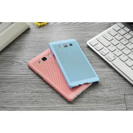 ioop ® Samsung Galaxy A5 (2015) Perforated Series Heat Dissipation Hollow PC Back Cover
