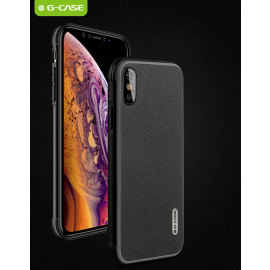 G-Case ® Apple iPhone XS MAX Tannin sheep leather Monte Carlo Series