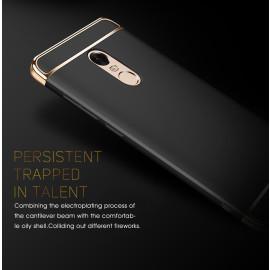 Vaku ® Xiaomi Redmi 5 Ling Series Ultra-thin Metal Electroplating Splicing PC Back Cover