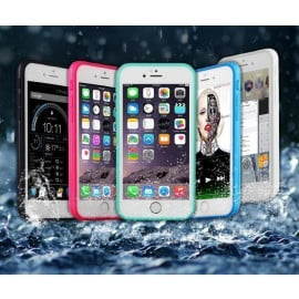 Xuenair ® Apple iPhone 5S / SE / 5 Water-proof + Break-proof Artifact 1M Ultrathin Transparent TPU Sealed Case Back Cover