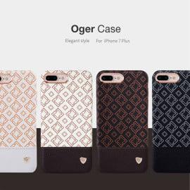 Nillkin ® Apple iPhone 7 Plus Oger Series Luxury Designer DualDesign Protective Shell Back Cover