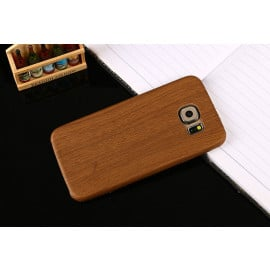 Beckberg ® Samsung Galaxy S6 Rainforest Wood Series Protective Case Back Cover