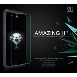 Dr. Vaku ® HTC Desire 210 Ultra-thin 0.2mm 2.5D Curved Edge Tempered Glass Screen Protector Transparent