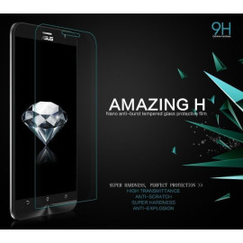 Dr. Vaku ® Asus Zenfone C Ultra-thin 0.2mm 2.5D Curved Edge Tempered Glass Screen Protector Transparent