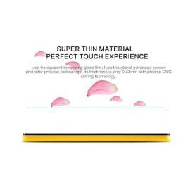Dr. Vaku ® Lava Iris X5 4G Ultra-thin 0.2mm 2.5D Curved Edge Tempered Glass Screen Protector Transparent