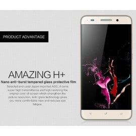 Dr. Vaku ® Huawei Honor 4C Ultra-thin 0.2mm 2.5D Curved Edge Tempered Glass Screen Protector Transparent
