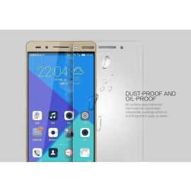 Dr. Vaku ® Huawei Honor 7 Ultra-thin 0.2mm 2.5D Curved Edge Tempered Glass Screen Protector Transparent