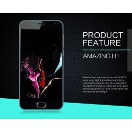 Dr. Vaku ® Meizu M2 Ultra-thin 0.2mm 2.5D Curved Edge Tempered Glass Screen Protector Transparent