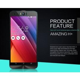 Dr. Vaku ® Asus Zenfone Selfie Ultra-thin 0.2mm 2.5D Curved Edge Tempered Glass Screen Protector Transparent