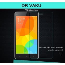 Dr. Vaku ® Xiaomi Mi4 Ultra-thin 0.2mm 2.5D Curved Edge Tempered Glass Screen Protector Transparent