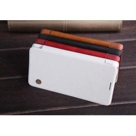 Nillkin ® Microsoft Lumia 950 Nitq Folio Leather Protective Case with Credit Card Slot Flip Cover