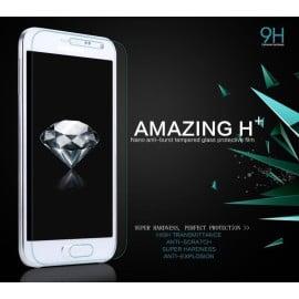 Dr. Vaku ® Samsung Galaxy E5 Ultra-thin 0.2mm 2.5D Curved Edge Tempered Glass Screen Protector Transparent