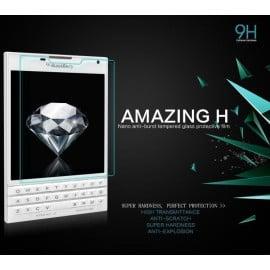 Dr. Vaku ® BlackBerry Passport Ultra-thin 0.2mm 2.5D Curved Edge Tempered Glass Screen Protector Transparent