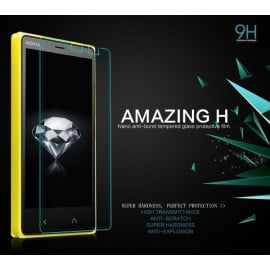 Dr. Vaku ® Nokia Lumia 1020 Ultra-thin 0.2mm 2.5D Curved Edge Tempered Glass Screen Protector Transparent