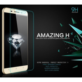 Dr. Vaku ® Huawei Honor 4X Ultra-thin 0.2mm 2.5D Curved Edge Tempered Glass Screen Protector Transparent