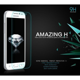 Dr. Vaku ® Samsung W2014 Ultra-thin 0.2mm 2.5D Curved Edge Tempered Glass Screen Protector Transparent