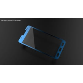 Dr. Vaku ® Samsung Galaxy J3 (2016) Reflective Shine 0.2mm 9H Electroplated Mirror Tempered Glass Screen Protector
