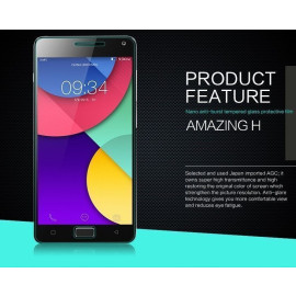 Dr. Vaku ® Lenovo A536 Ultra-thin 0.2mm 2.5D Curved Edge Tempered Glass Screen Protector Transparent
