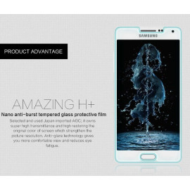 Dr. Vaku ® Samsung Galaxy Core 2 Ultra-thin 0.2mm 2.5D Curved Edge Tempered Glass Screen Protector Transparent