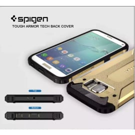 Spigen ® Samsung Galaxy S6 Edge Tough Armor TECH Back Cover