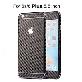 Dr. Vaku ® Apple iPhone 6 Plus / 6S Plus 3D Carbon Fiber Vinyl Skin / Wrap