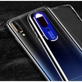 Vaku ® Vivo V11 Metal Camera Ultra-Clear Transparent View with Anodized Aluminium Finish Back Cover