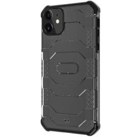 VAKU ® For Apple iPhone 12 Mini Fusion Series Shockproof Hard Matte TPU + PC Back Cover