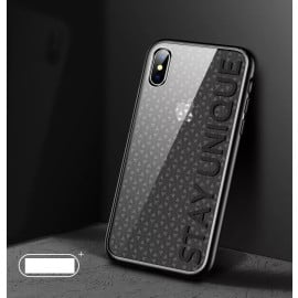 Joyroom ® Apple iPhone X / XS Stay Unique Heat Dissipating Ultra Glossy Shock-proof Back Cover