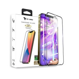 Dr. Vaku ® Tempered Glass for iPhone XR  with Advanced Technology [ANTI-DUST FILTER], Anti-Scratch and Ultra HD Finish Screen Protector [PACK OF 1]