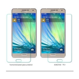 Dr. Vaku ® Samsung Galaxy A7 Ultra-thin 0.2mm 2.5D Curved Edge Tempered Glass Screen Protector Transparent
