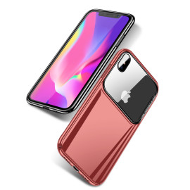 Vaku ® Apple iphone XS Germania Glass edition PC 4 Frames + Ultra-Thin Case Back Cover
