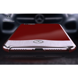 Mercedes Benz ® Apple iPhone 7 SLR McLaren Series Electroplated Metal Hard Case Back Cover