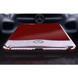 Mercedes Benz ® Apple iPhone 7 SLR McLaren Series Electroplated Metal Hard Case Back Cover