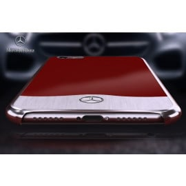 Mercedes Benz ® Apple iPhone 6 / 6s SLR McLaren Series Electroplated Metal Hard Case Back Cover
