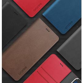 Araree ® iPhone 6 / 6s Thumb's up flip Genuine leather case