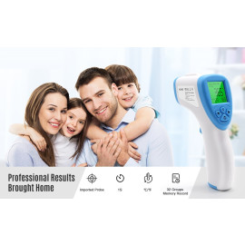 AICARE A66 NON CONTACT INFRARED FOREHEAD BODY THERMOMETER THERMAL SCANNER