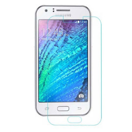 Dr. Vaku ® Samsung J1 ace Ultra-thin 0.2mm 2.5D Curved Edge Tempered Glass Screen Protector Transparent