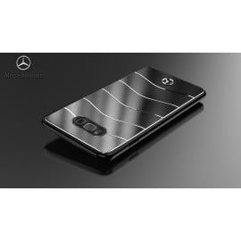Mercedes Benz ® Samsung Galaxy S8 Plus GLE 450 AMG Series Electroplated Metal Hard Case Back Cover