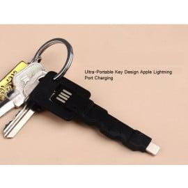 Baseus ® Ultra-Portable Key Design Apple Lightning Port Charging / Data Cable