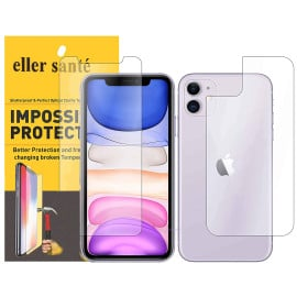 Eller Sante ® Apple iPhone 11 Impossible Hammer Flexible Film Screen Protector