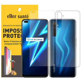 Eller Sante ® Realme 6 Pro Impossible Hammer Flexible Film Screen Protector (Front+Back)