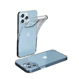 Vaku ® Apple iPhone 13 Series  Clear Lens Protection Transparent TPU Back Cover [ Only Back Cover ]