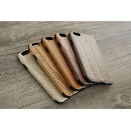 Rock ® Apple iPhone 6 Plus / 6S Plus Element Origin Natural Wood Grain Protection Series Soft / Silicon Case
