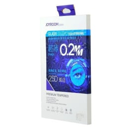 Joyroom ® Apple iPhone 5 / 5S / SE Anti-Blue Light 2.5D Edge Ultra-thin 0.2mm Tempered Glass Screen Protector