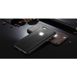 LEKE ® Apple iPhone 6 Plus / 6S Plus World's First LED Light Illuminated Logo 3D Designer Case Back Cover